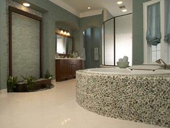 Gallery of Floors - Stone